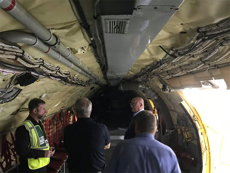 KC-135-inside